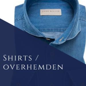 Shirts / Overhemden